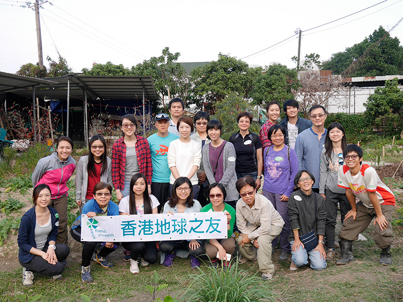 COOL Outing – Organic Farming Experience Day – Lo Wai Chinese Herb Garden